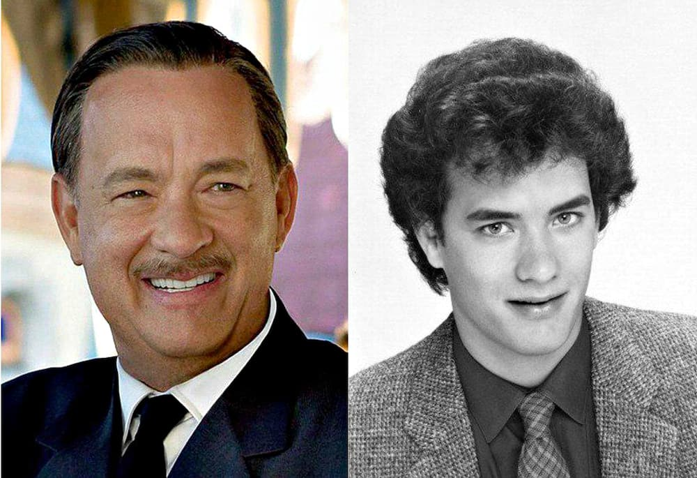 How old is Tom Hanks