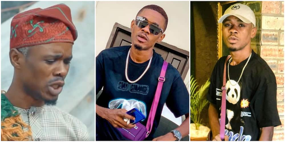 Meet Yoruba Movie Star TeeFamous Who Is Also a Singer, His Single Wahala Has Gone Viral