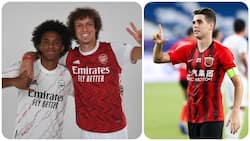 David Luiz, 1 other Arsenal star want to reunite with ex-Chelsea teammate at Emirates Stadium
