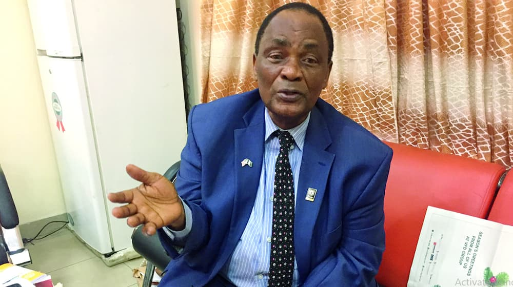 Ralph Akinfeleye: Nigerian elected 1st African member of World Journalism Education Council