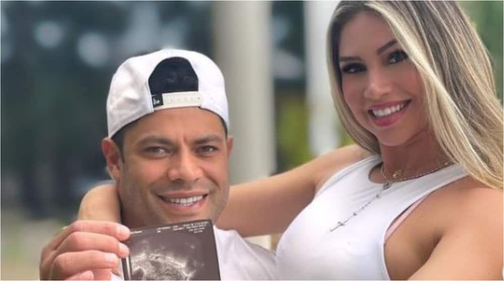 Brazilian Striker Hulk Makes Huge Announcement After Impregnating His Ex-wife's Niece