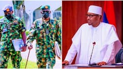 Finally, President Buhari discloses what he relies on when making appointments