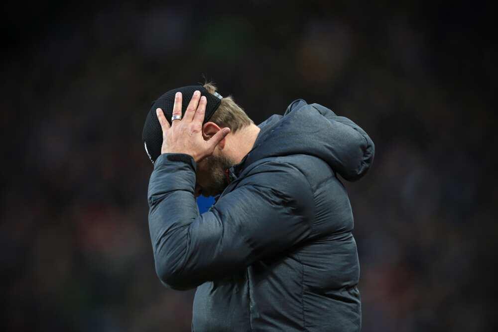 Liverpool coach Jurgen Klopp