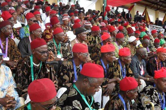 2023: Dattawan arewa sun goyi bayan shugabancin Igbo