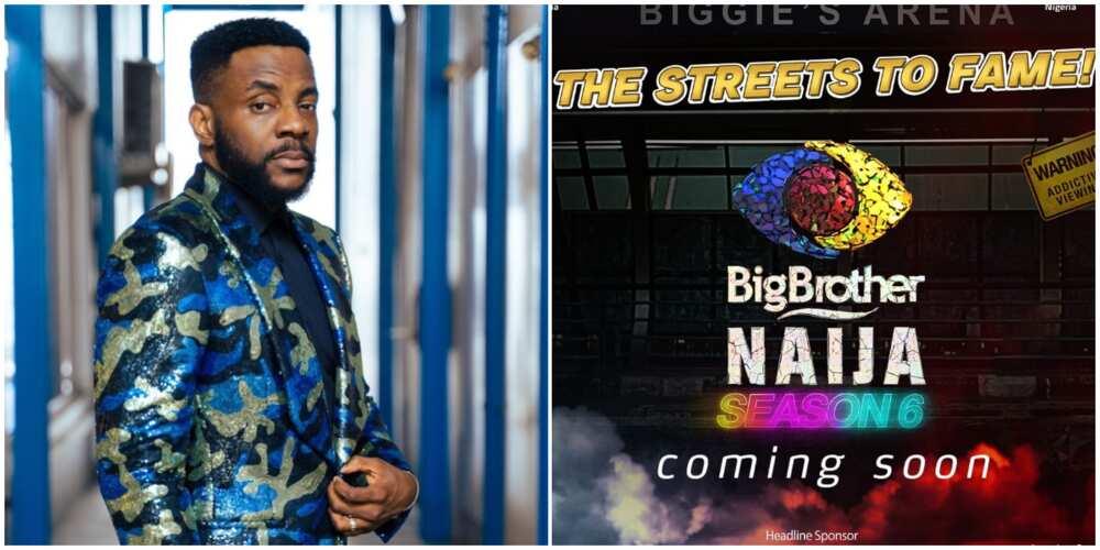 BBNaija season 6 starts on July 24