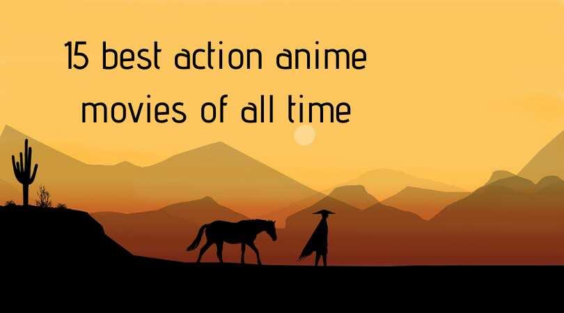 good action anime