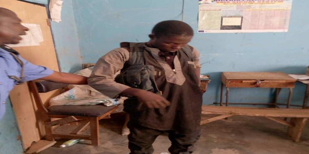 Operation Gama Aiki: Dakarun sojin sama sun damke barayin Shanu daga wata kasa (Hotuna)