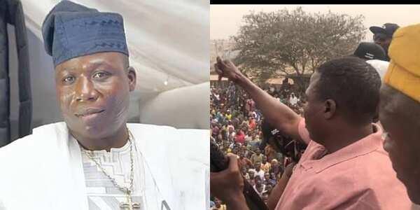 Who is Sunday Igboho, a Yoruba activist threatening Fulani herders to leave Ibarapa, Oke-Ogun?