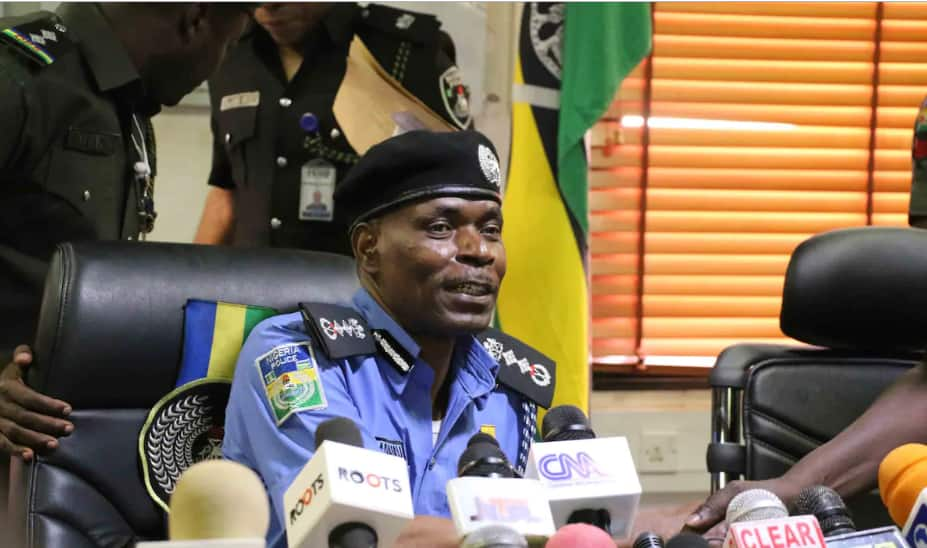 Police rescue abducted Philippino lady lured to Nigeria by supposed lover