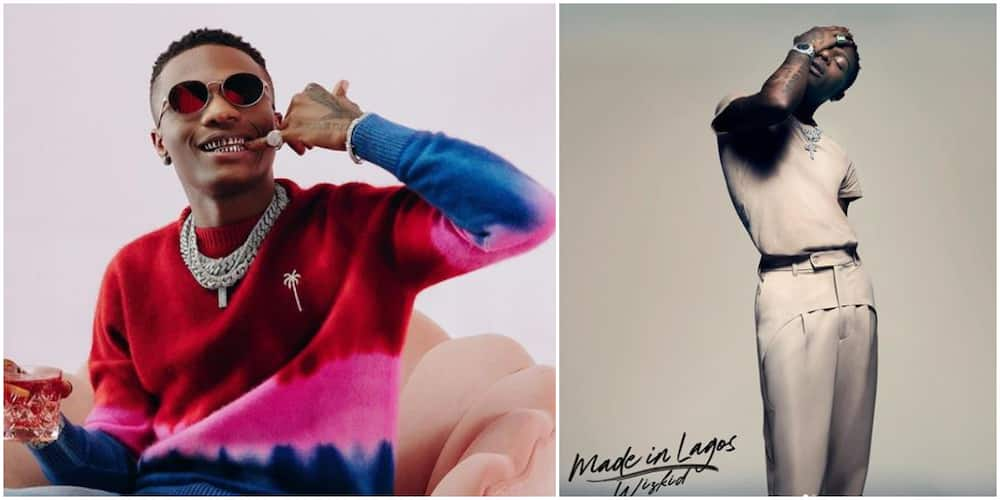 Wizkid finally releases much anticipated Made In Lagos album, fans react