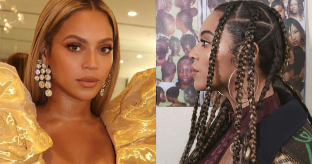Beyoncé shares cute pic with daughter Blue Ivy