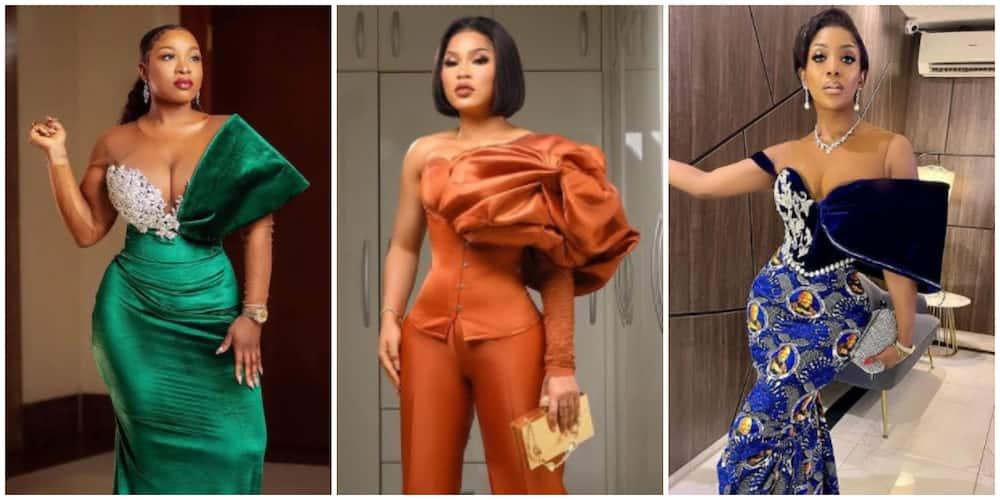 Photos of Jackie B, Diiadem and Chioma Goodhair.
