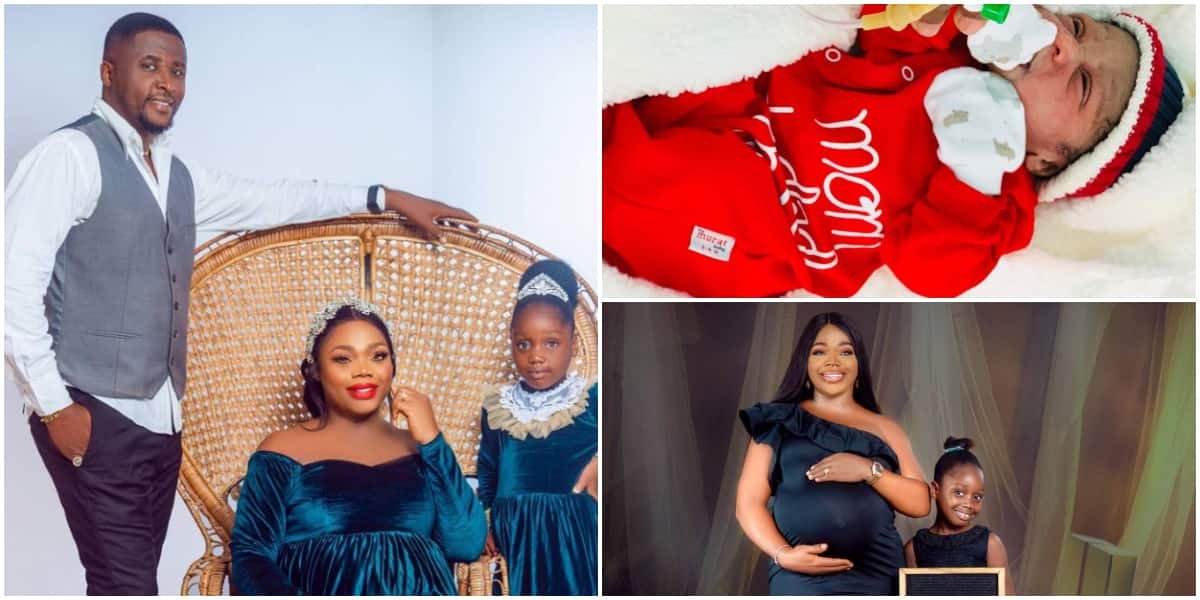Actor Onny Michael and Wife Welcome Second Child Together, Share Cute Photo  of Newborn ▷ Nigeria news | Legit.ng