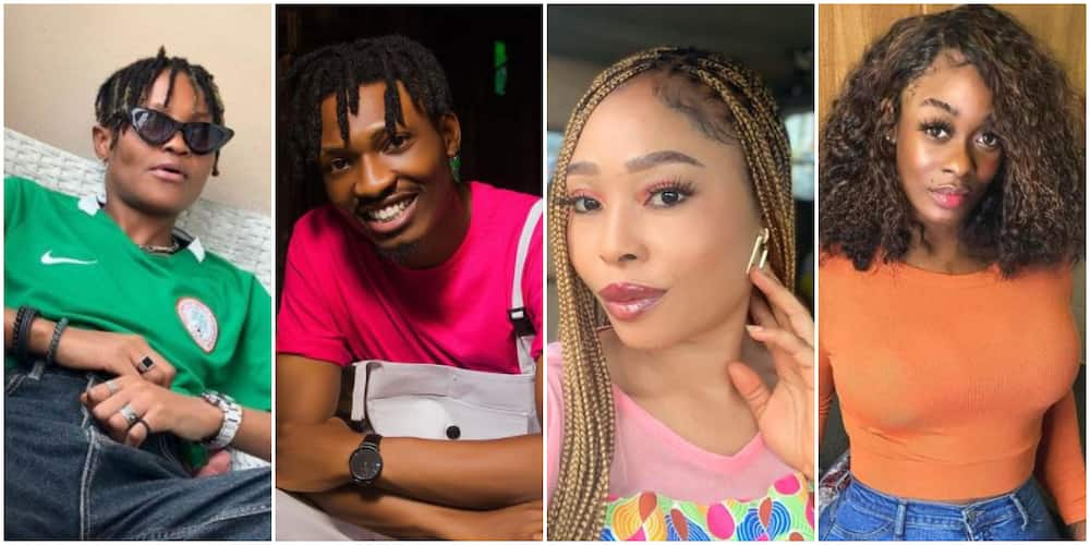 Uriel, Teddy A, Coco Ice and 5 Other BBNaija Stars who Joined Show to Boost Their Music Careers