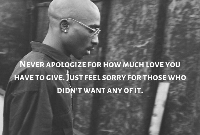30 inspirational Tupac quotes about love and life ▷ Legit.ng