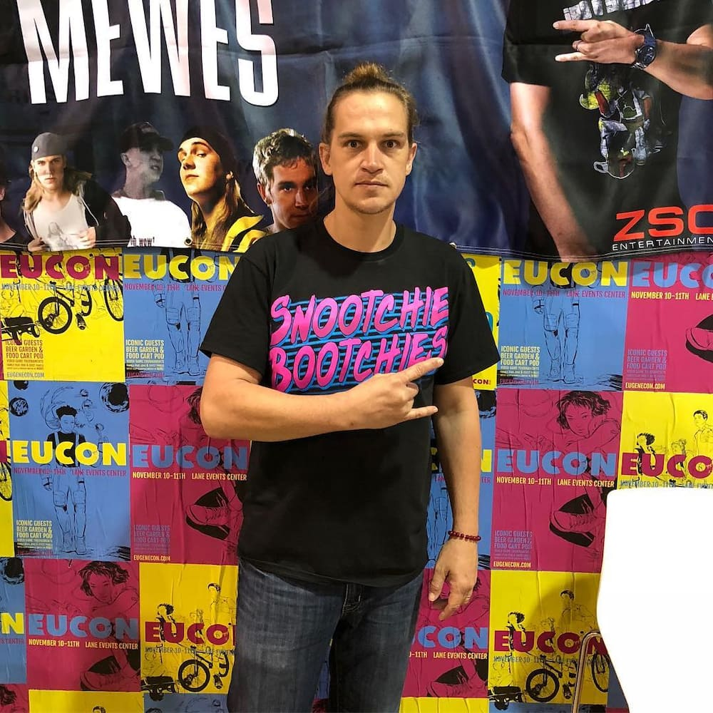Jason Mewes now