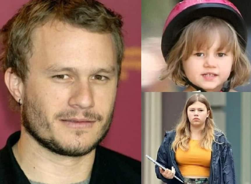 Top photos of Heath Ledger's daughter Matilda Ledger - then and now!