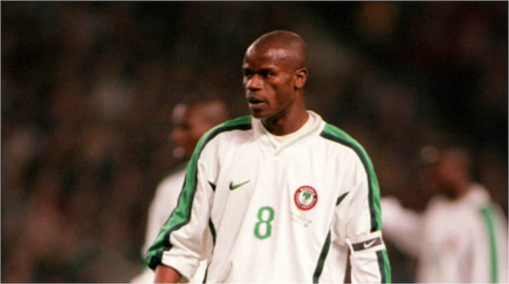 Mutiu Adepoju: Super Eagles legend claims comparing young players with Messi or Okocha is unnecessary