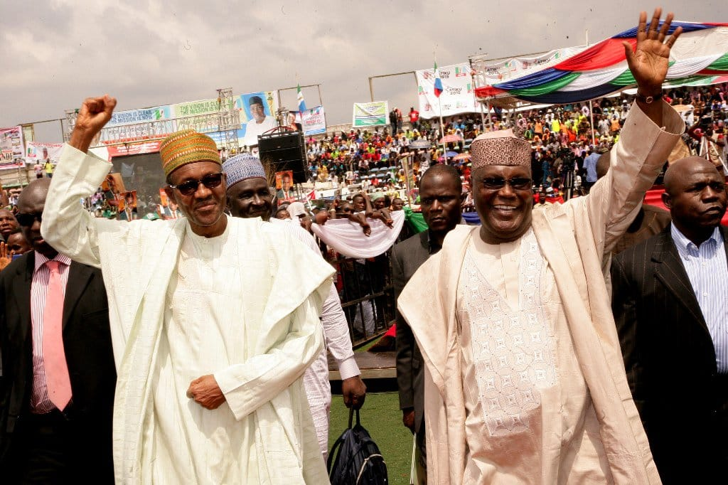 Atiku cannot be winner of 2019 presidential election - Buhari, APC latch on 2 arguments as final addresses are delivered