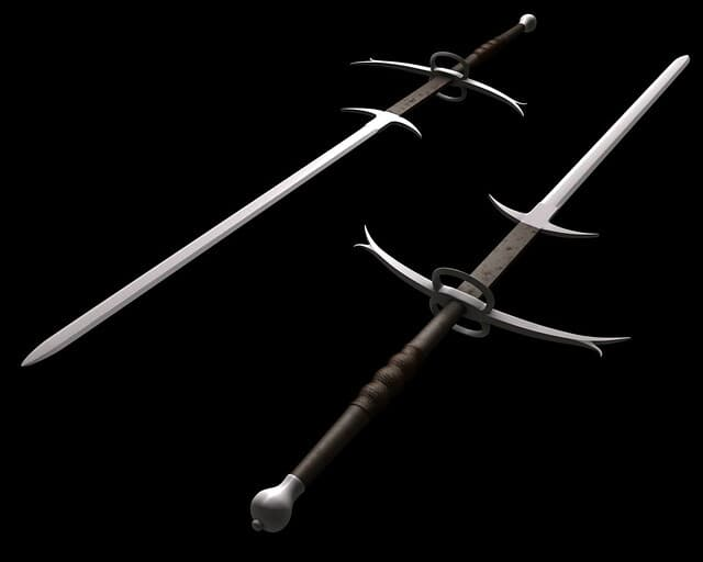 pictures of swords