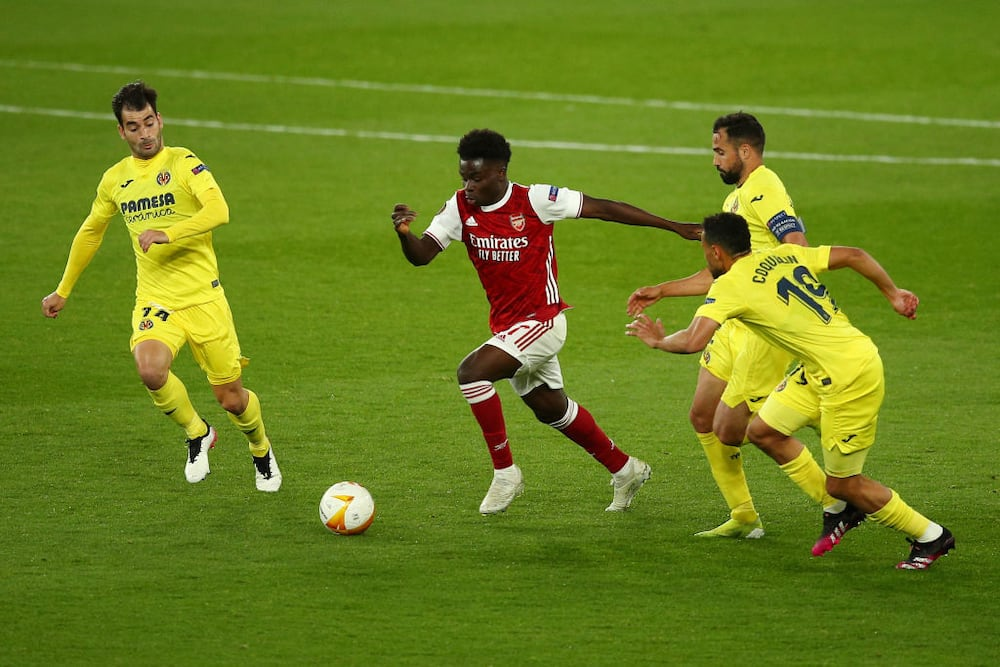 Nigerian Star Stretched Out As Villarreal Progress to Europa League Final Ahead of Mikel Arteta's Arsenal