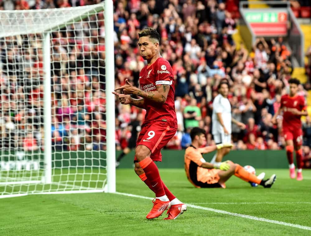 Firmino fires warning shot to Premier League defenders after scoring brace in Liverpool's win over Osasuna