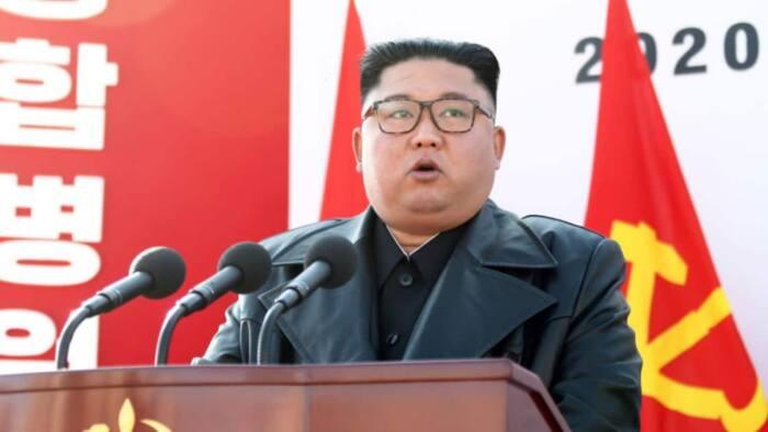 North Korea's Kim Jong-un bans skinny jeans in bid to stop 'capitalistic culture'