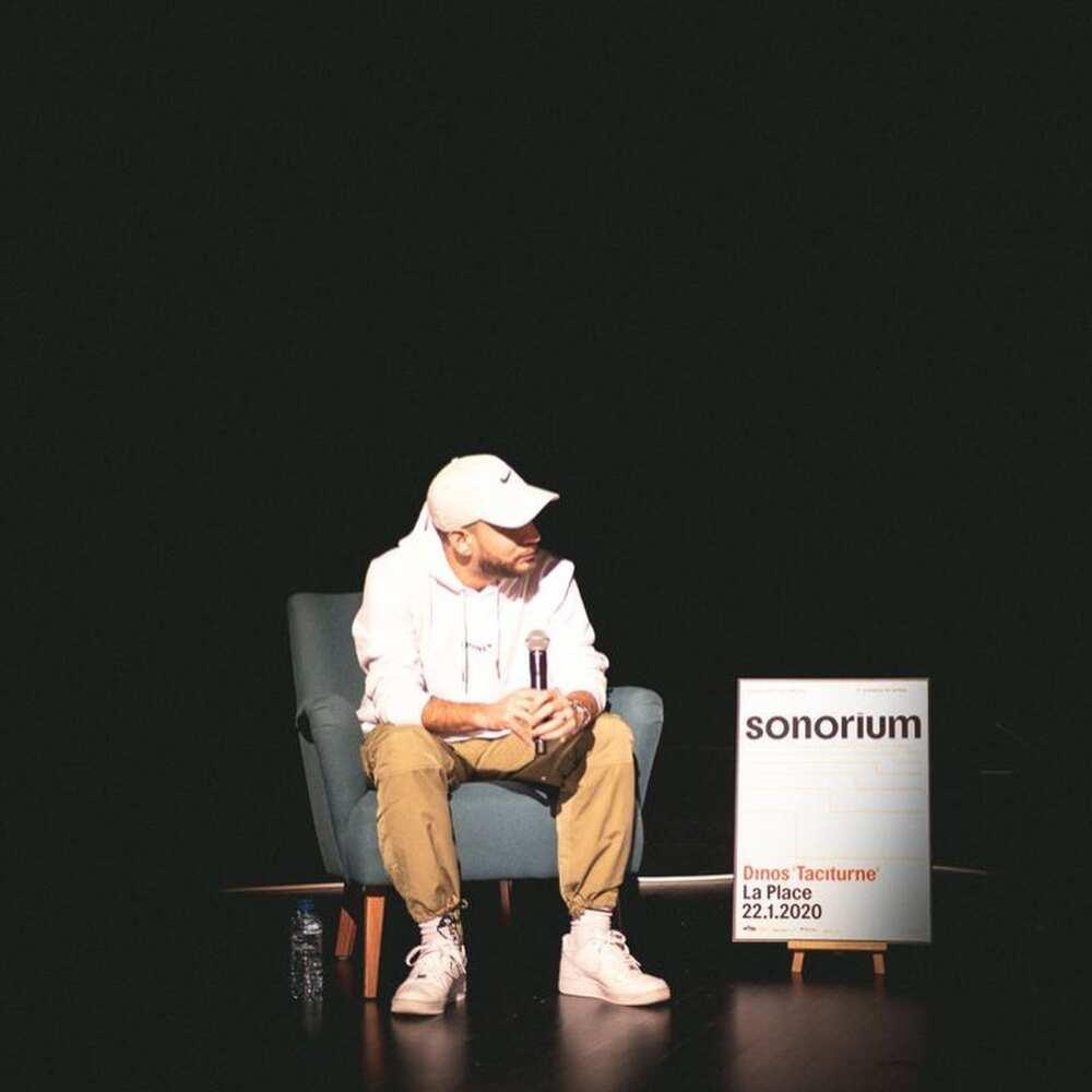 Mehdi Maizi: à la conquête du « rap jeu »