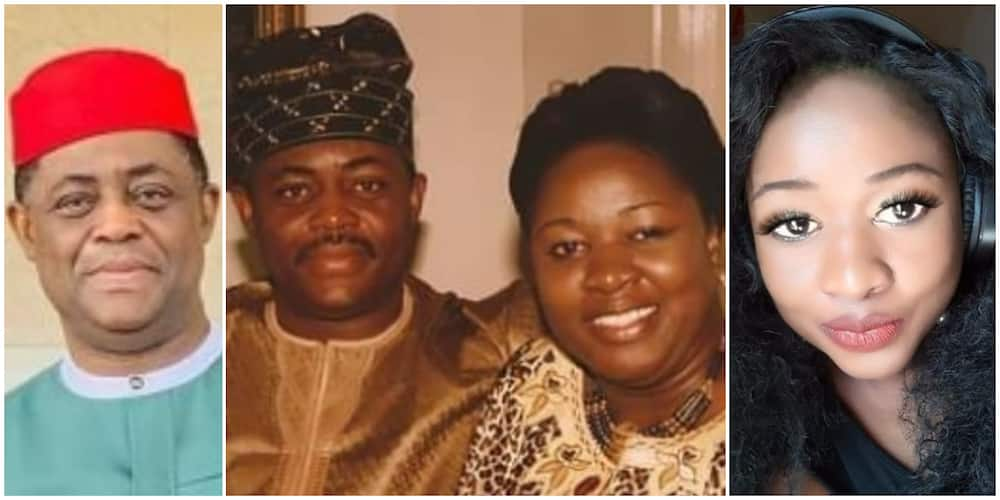 Femi Fani-Kayode celebrates 3rd wife Regina on her birthday