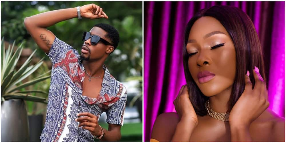 BBNaija: Vee and Neo profess their love to each other