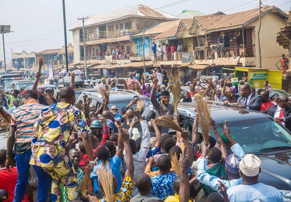 Image result for VP Osinbajo's convoy Attacked By Gunmen In Ilorin.