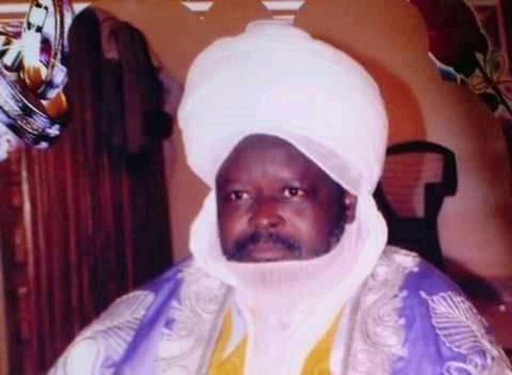 Allah ya yi wa sarkin Funakaye Muhammadu Kwairanga Abubakar II rasuwa