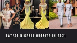 Amazing Nigeria outfits: latest tendencies and trends of 2021 (photos)