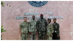 Investigation: Soldiers who staged Guinea coup were under training by US command