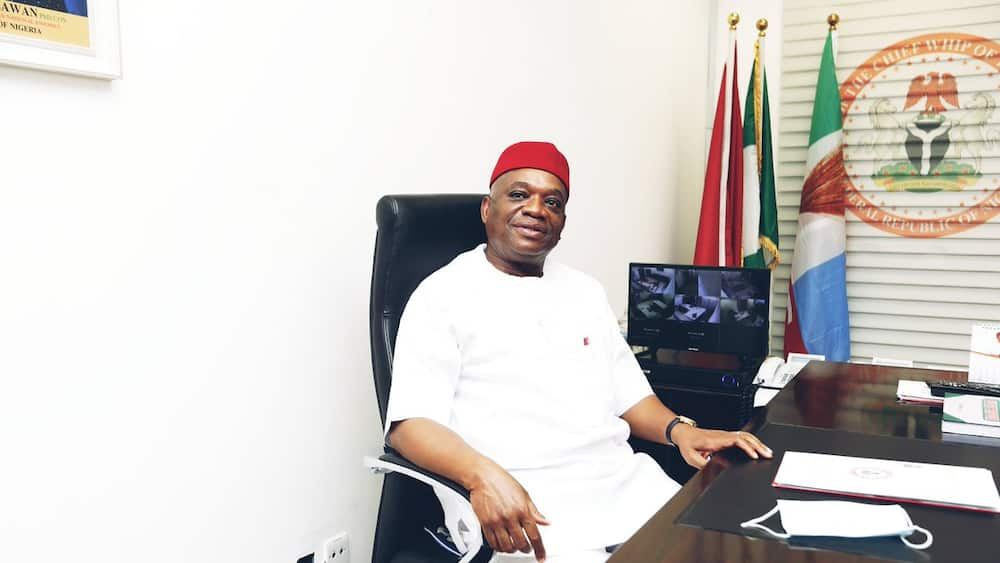 Abia Bye-election: APC Confirms Mascot Uzor Kalu as Party's Candidate