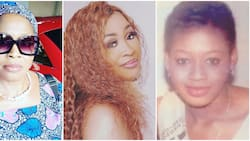 Kemi Olunloyo surprises Nigerians with stunning throwback photo of herself as a 16-year-old girl
