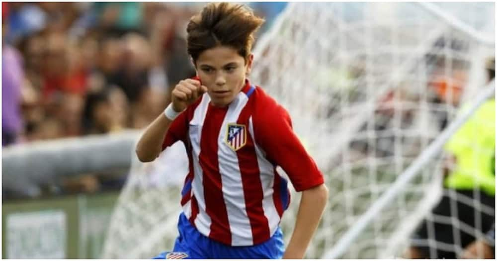 Alejandro Garnacho: Man United reportedly sign Atletico Madrid youngster