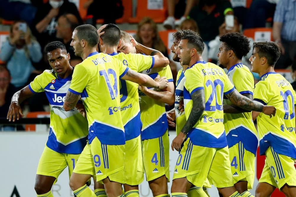 Juventus Grab First Serie a Victory Since Cristiano Ronaldo's Exit in a Five-Goal Thriller
