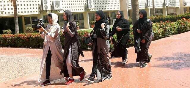 Ba dolene sai mata sun sanya Hijabi a Saudiyya ba - Yarima Salman
