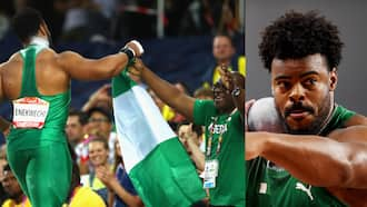 Jubilation as another impressive Nigerian athlete qualifies for final at Tokyo 2020 Olympic Games