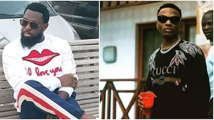 Dancehall artiste Timaya begs Wizkid for stew in hilarious tweet