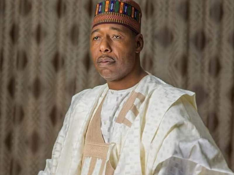 Gwamnan Borno, Farfesa Zulum ya kaddamar da manyan ayyuka 556 a cikin shekaru biyu