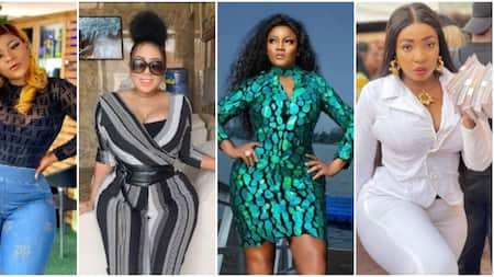 Anita Joseph, Destiny Etiko and 5 other female celebs whose curves make fans wonder if they had surgery