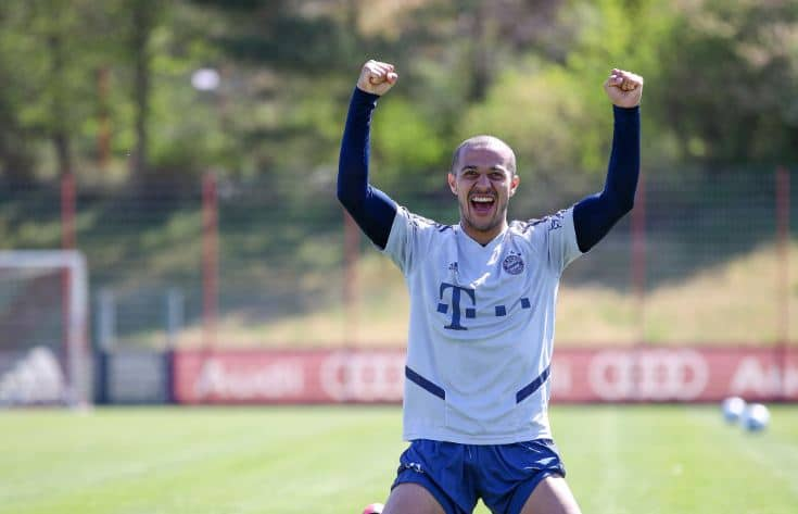 Thiago Alcantara: Liverpool reportedly agree personal term with Bayern star