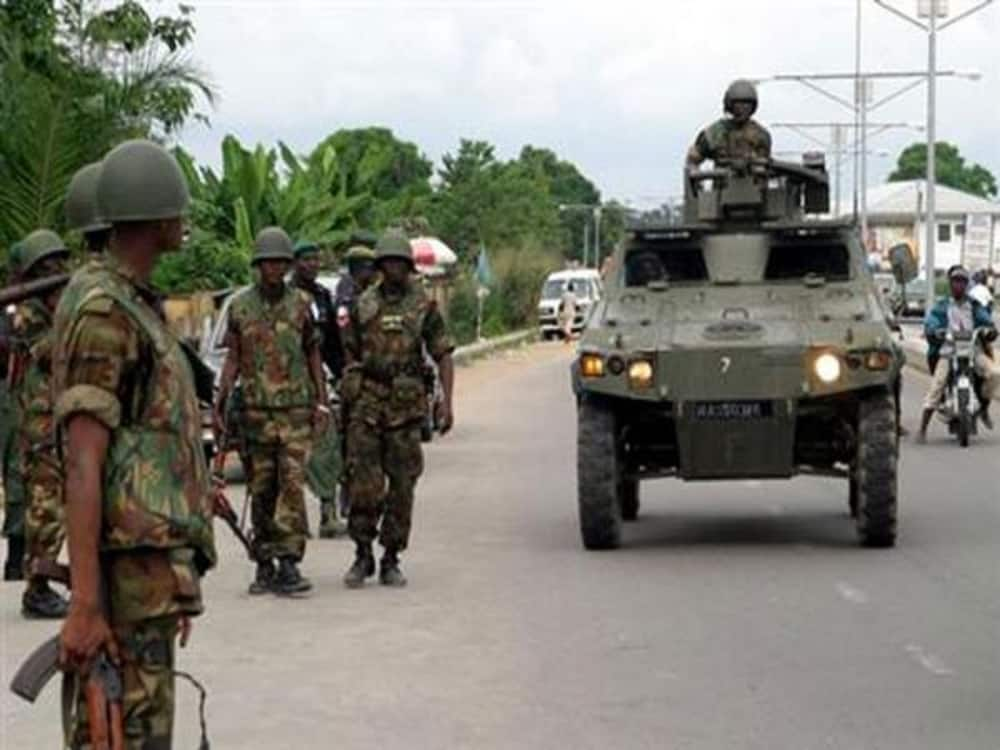 Wata sabuwa: Ƴan ta'adda sun kashe sojojin Nigeriya 10 a harin kwantan ɓauna