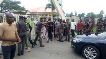 PDP condemns invasion of Akwa-Ibom House of Assembly