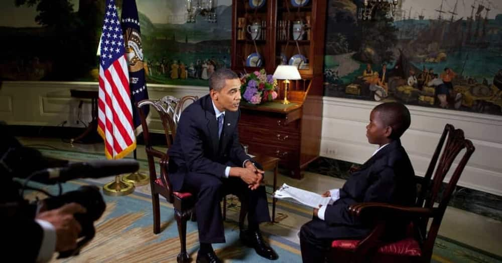 Damon Weaver: One of Youngest Reporters to Interview Barack Obama Dies Aged 23