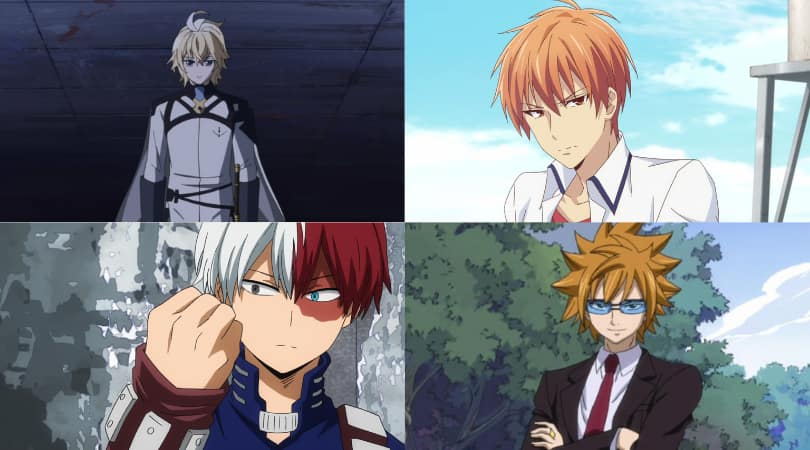 50 Cute Anime Boys We All Had A Major Crush On At Some Point Legit Ng