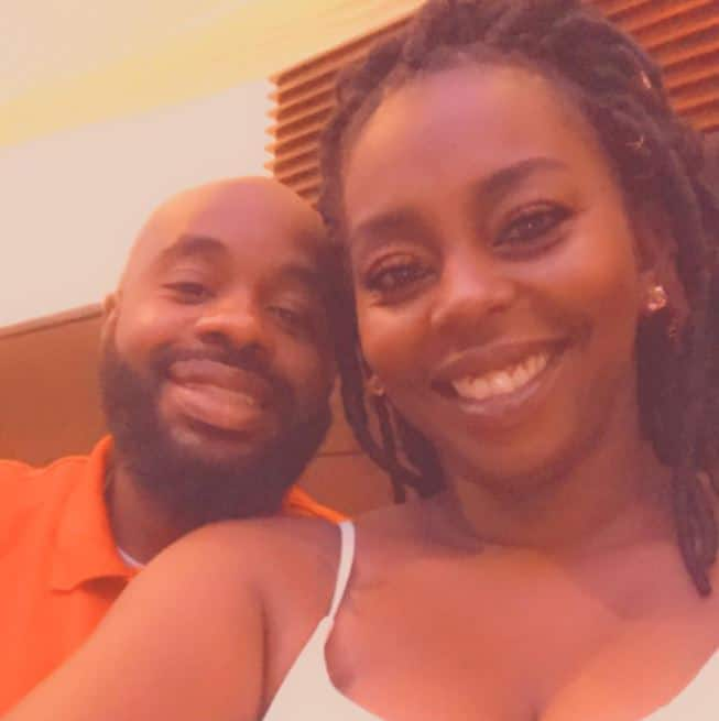 Lady shares her love story after marrying man she met 15 days earlier (photo)