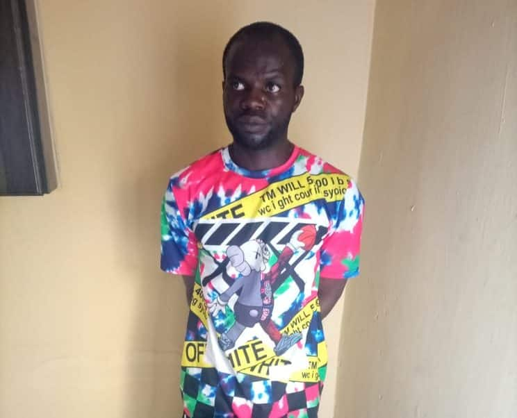 Nigerian soldier arrested with 2,000 rounds of ammunition